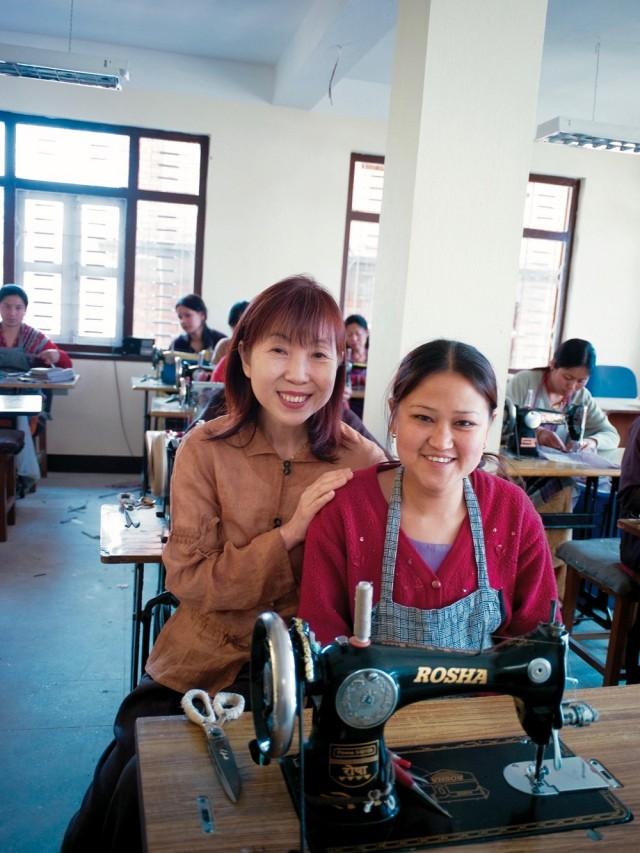 「現場の幸せを第一にしたビジネス」で消費者と生産者をつなぐネパリ・バザーロ代表の土屋春代さん