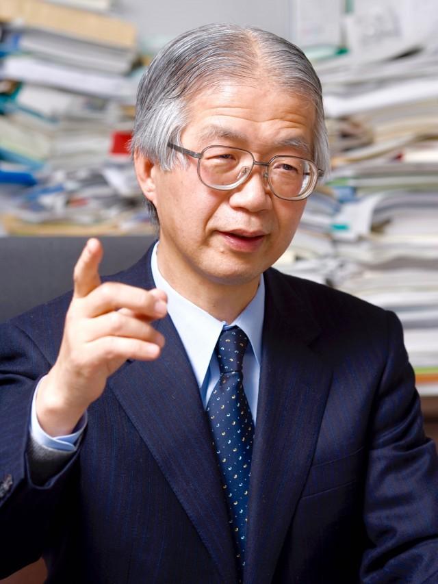 日本エシカル推進協議会代表の山本良一さん