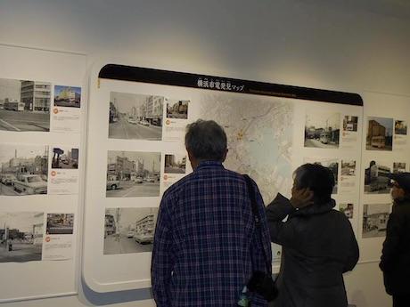 横浜市電発見マップ