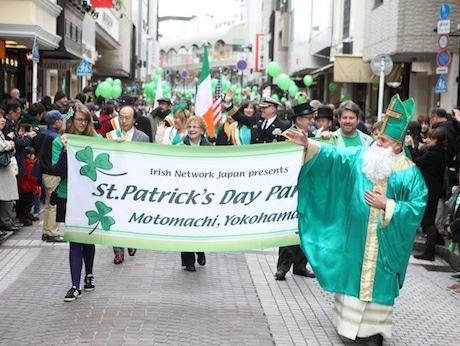 昨年のパレードの様子