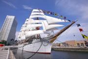 「帆船日本丸」が国の重要文化財に指定 3月20日の満船飾にあわせ帆船日本丸・横浜みなと博物館が入館無料に