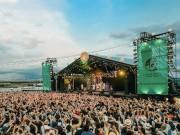 横浜で野外フェス「GREENROOM FESTIVAL」 音楽とアートの祭典