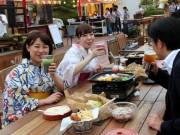 横浜高島屋に農家の新鮮野菜楽しむ屋上ビアガーデン 夏期は浴衣割引も