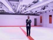 YCCで大巻伸嗣さんの大型新作を展示 横浜の記憶や歴史を呼び覚ます