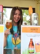 山下公園で「ベルギービールウィークエンド」が開幕 今年は8都市開催