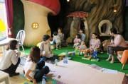 夢みる白雪姫で子育て世代を対象としたリビングラボ「ともに育むサービスラボ」