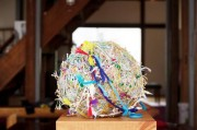 JICA横浜で糸をつなぎ世界のつながりを体感する展示会「糸70億・つなぐ」 25日にプレイベント