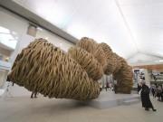 現代アートの国際展「ヨコハマトリエンナーレ2017」が開幕 接続と孤立テーマに