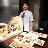 関内でオンデザインの「ケンチクホーローキ」展 模型とマンガで建築と暮らしを紹介