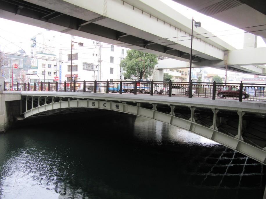 西之橋(中村川)