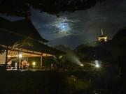 三溪園で中秋の名月を楽しむ「観月会」 伝統音楽の演奏も