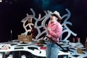 横浜にぎわい座で木ノ下歌舞伎の公演「心中天の網島-2017リクリエーション版-」