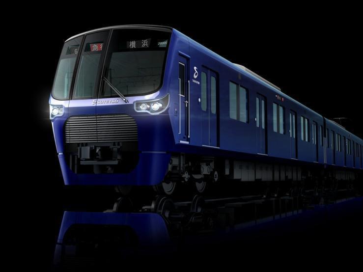 相鉄線に導入される新型車両20000系