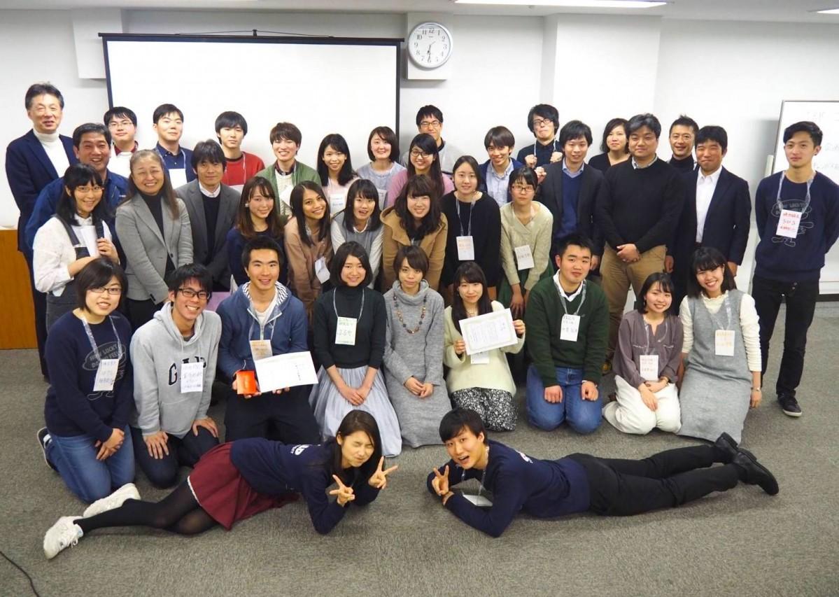 RCE横浜 若者連盟のメンバーたち