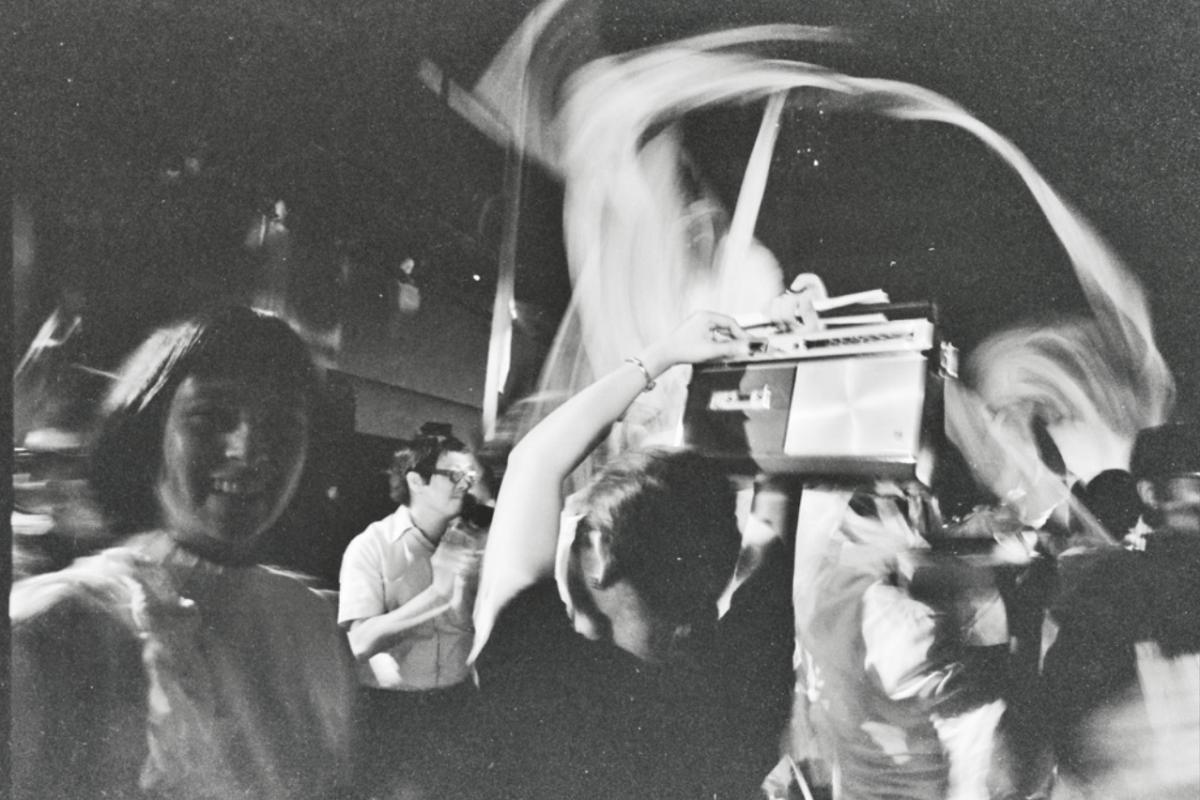 ホセ・マセダ作曲「カセット100」(1971)より Photo by Nathaniel Gutierrez, Courtesy of UP Center for Ethnomusicology and Ringo Bunoan