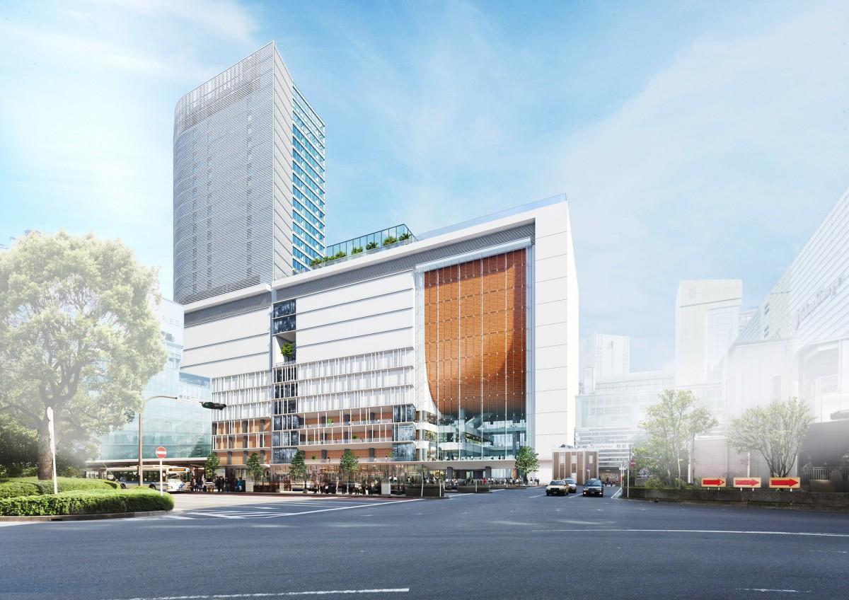 「JR横浜タワー」外観イメージ
