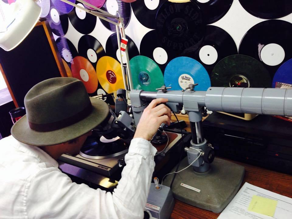 RAINBO RECORDS, CALIF.  PC: VINYL POUNDER YOKOHAMA
