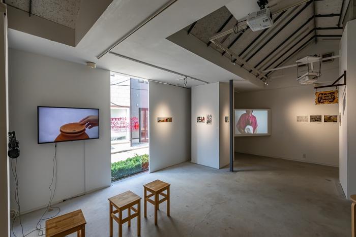 2019年度「U39アーティスト・フェローシップ助成」、本間メイ「Bodies in Overlooked Pain」展示風景