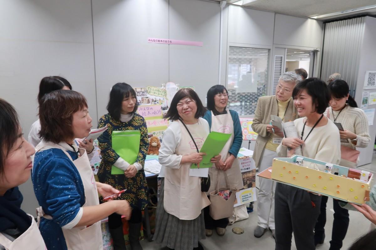 2019年度採択事業 「おはなしの風」(泉区)は 高架下建物内に、絵本の読み聞かせやイベントを開催する拠点を2020年度整備予定