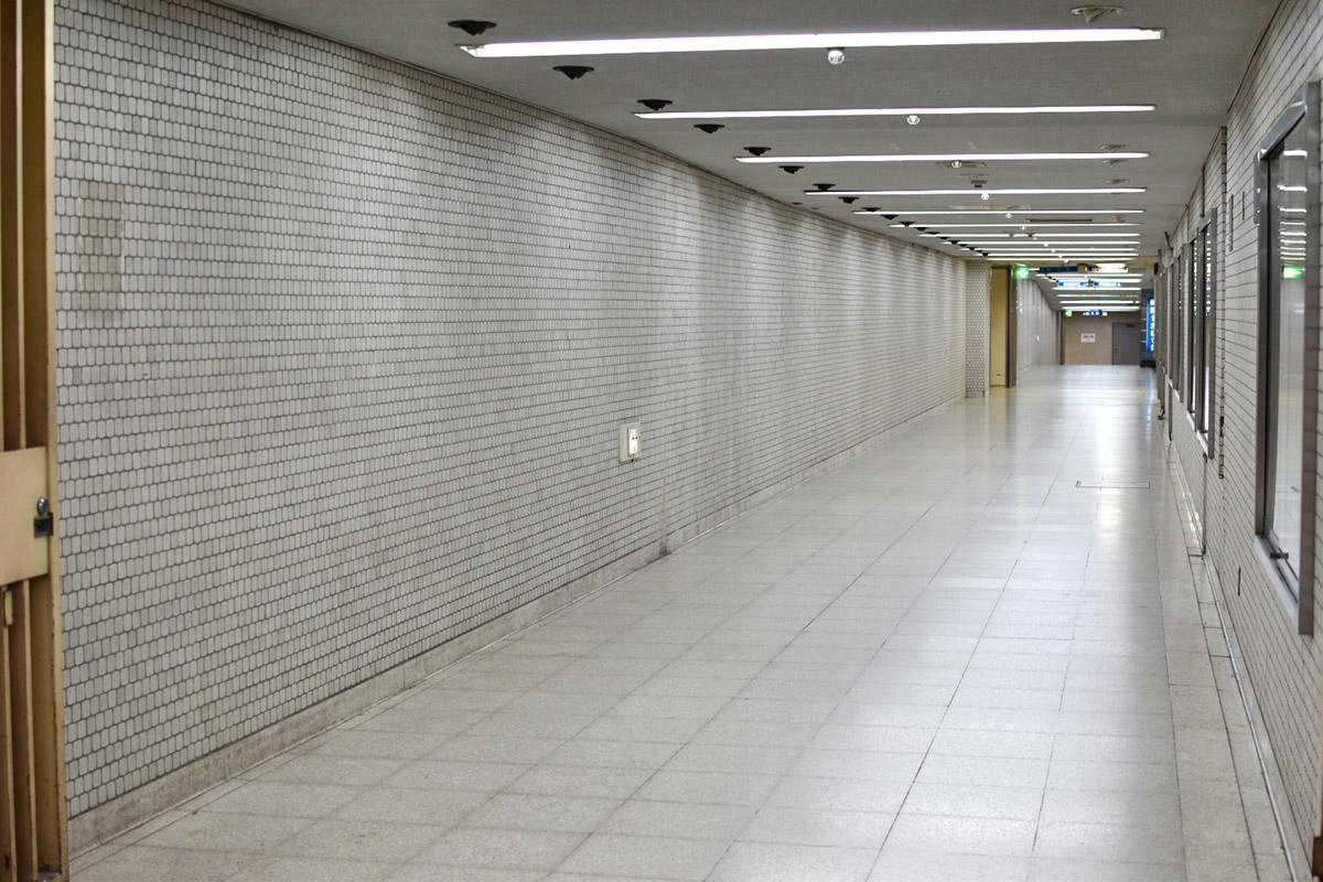 横浜駅直結の地下道で未来を明るく照らすパブリックアート制作を目指す