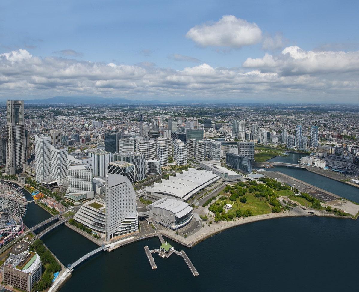 パシフィコ横浜での現地参加は5,000人を見込んでいる