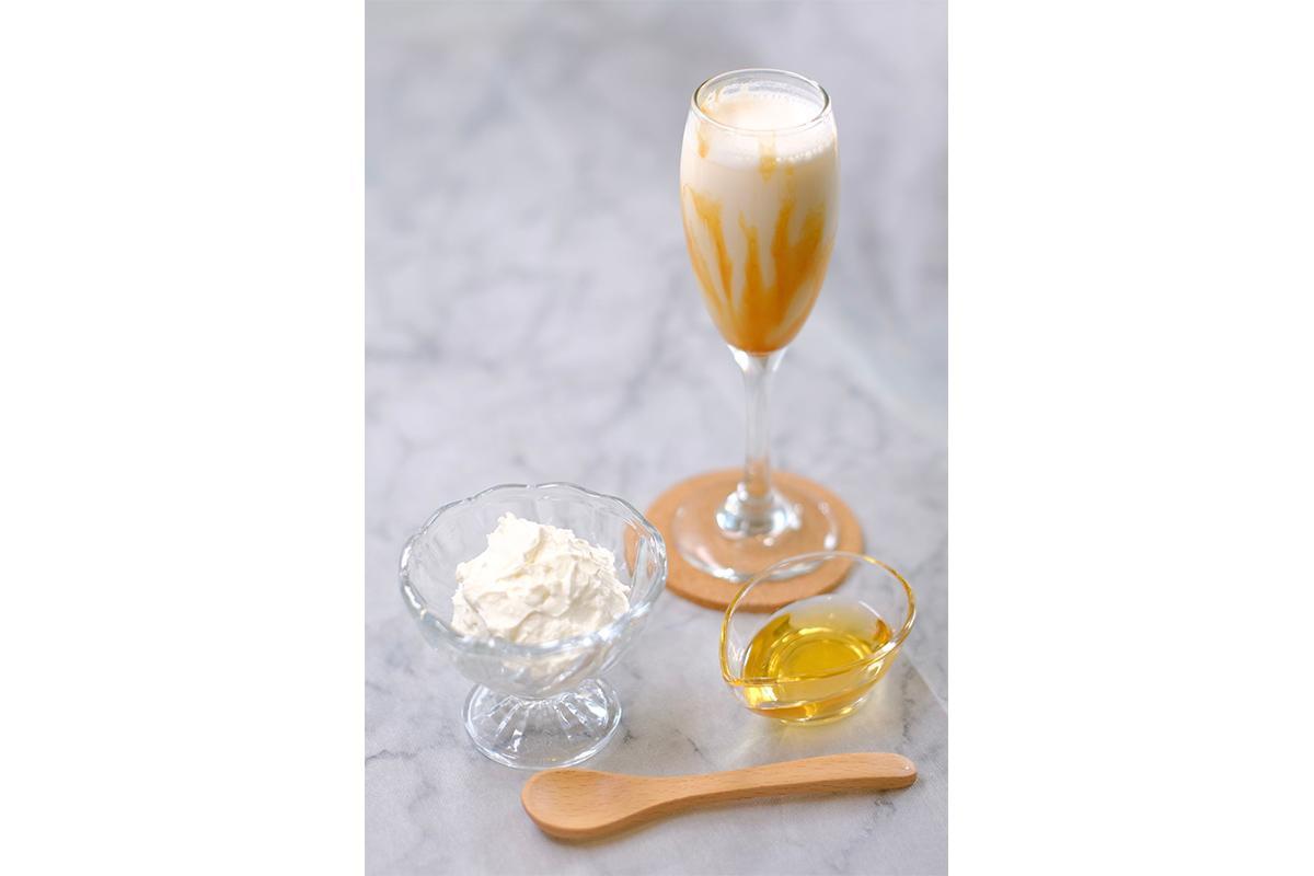 クラフトラッシーの味や盛り付けは、好みでアレンジ可能