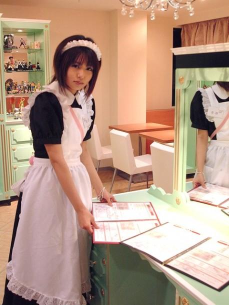 横浜 メイド カフェ