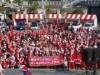 横浜に笑顔を届ける「横浜サンタプロジェクト」 1,000人のサンタが社会貢献