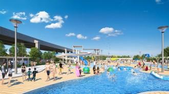 横浜市が「本牧市民プール」再整備の内容を発表
