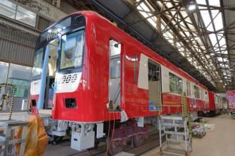 京急鉄道事業設備投資計画、1000形を12両新造 安全対策投資など総額206億円