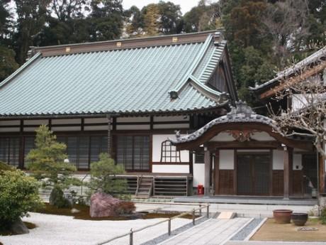 「吉縁会」が開催される龍雲寺