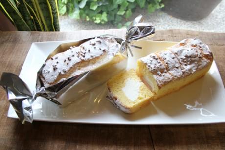 新商品「ふわふわ天使の生パウンドケーキ」