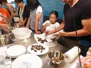 浜松で昆虫食イベント 初心者にも配慮、「おいしいセミ料理」目指す