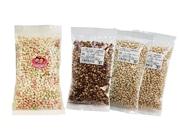 子どもが安心して食べられるポン菓子、浜松の企業がオーガニック米使い商品化