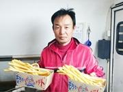 浜松におやつ専門店「ジャビバ」 「家康くん」の大判焼き、ロングサイズポテト主力に