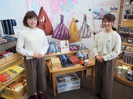 浜松で「つむぎ女子プロジェクト」 売り上げ100万円を目標に女子大生と地元企業がコラボ