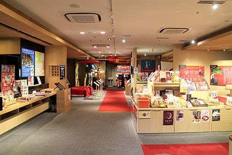 浜松・旭町に「浜松出世の館」 出世の街・浜松の観光の起点に