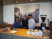浜松・佐鳴台にカフェ併設アウトドア用品店「ザ・ノース・フェイス」