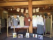 浜松・大島町で「はままつシャツ」定期販売会 元機屋を会場に月2回開催