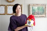 浜松でAI搭載英語学習ロボット 英会話レベルを判断し会話をサポート