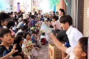 浜松のサザンクロス商店街で震災復興イベント 岩手県からの移住女性が手作り開催へ