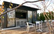 浜松・新原にコーヒースタンド くつろぎ空間と6種類のハーブティー提供