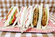 浜松・葵東にサンドイッチ店 季節のフルーツサンドや地元の食材で