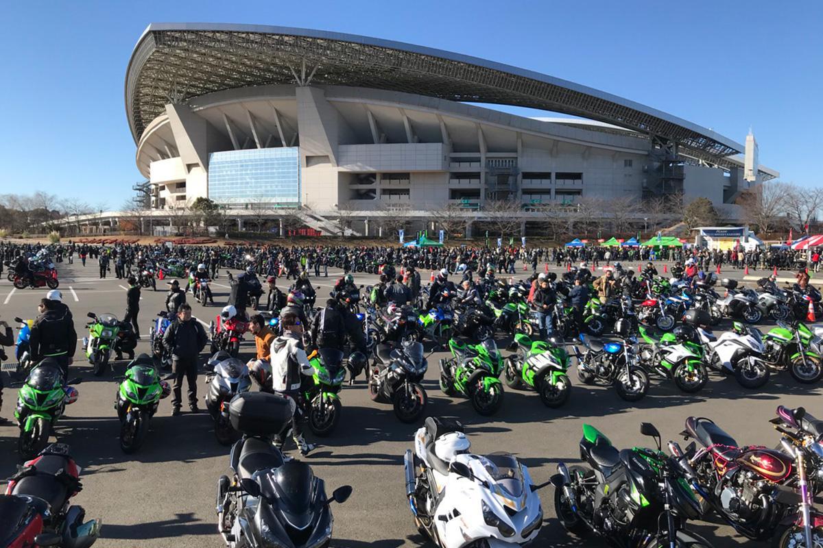 今年1月に埼玉スタジアムで開催されたイベントの様子