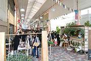 浜松のサザンクロス商店街でイベント 地域活性化を睨み