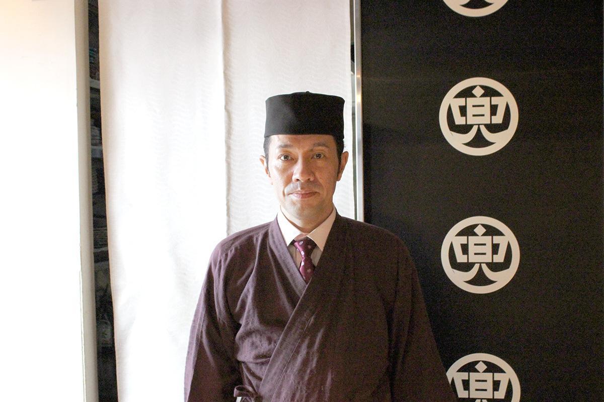 オーナーの中野雅一さん