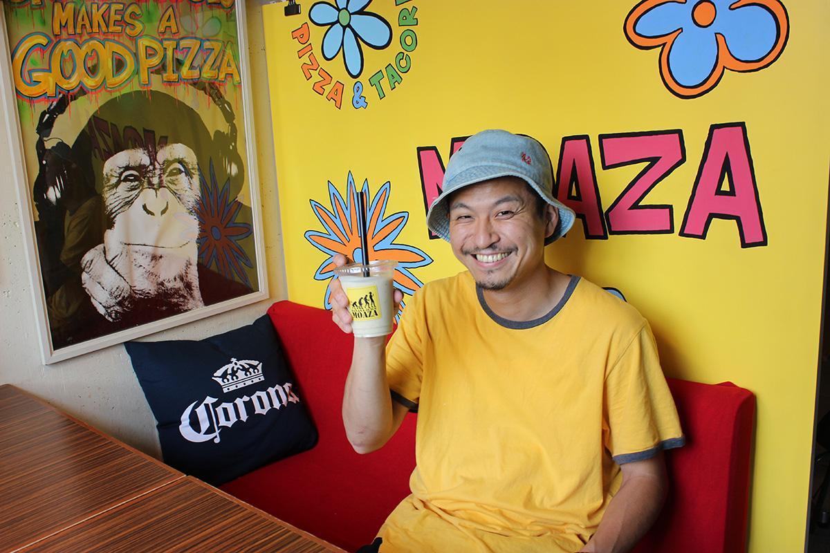多くの人の来店を期待する、オーナーの鈴木純さん