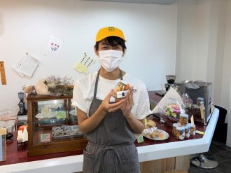 浜松・初生町に菓子店 自らの夢かなえ「心の栄養になる菓子作り」目指す