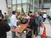 浜松で防災イベント 復興応援で東北名物の実演販売も