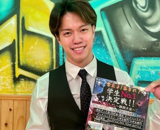 浜松で学生ダンス大会 ブレークダンス世界チャンピオンが企画